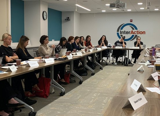 Operationalizing feminist foreign policy