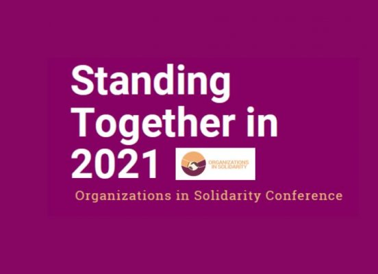 Organizations in Solidarity Conference