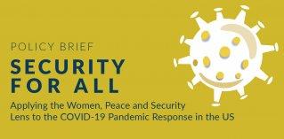COVID 19 US Policy